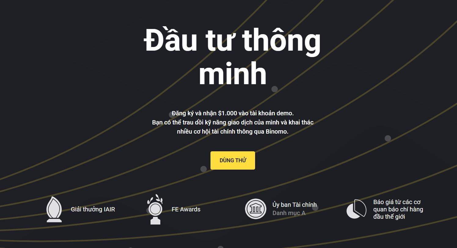 binomo vietnam